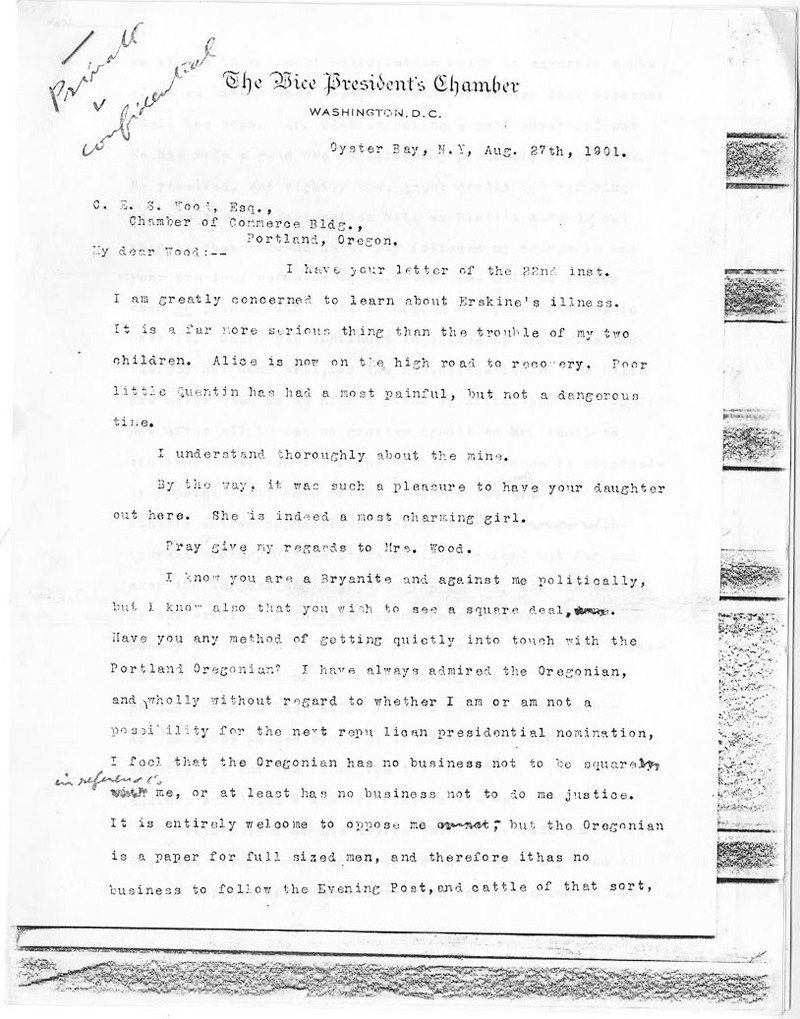 Theodore Roosevelt's Letter to CW 1901.pdf