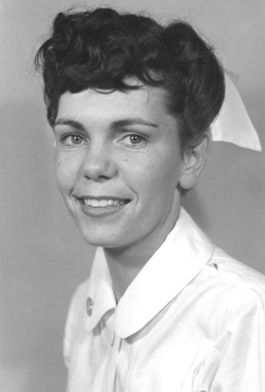 Nurse at the Washington State Hospital