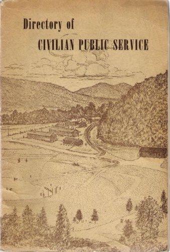 Civilian Public Service Directory