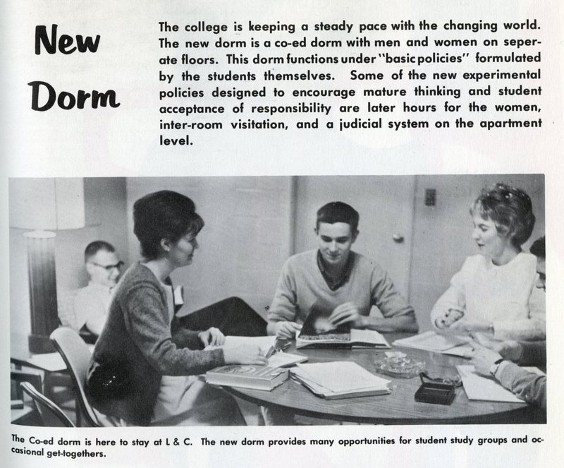 1963 Voyageur First Co-Ed dorms with text .jpg