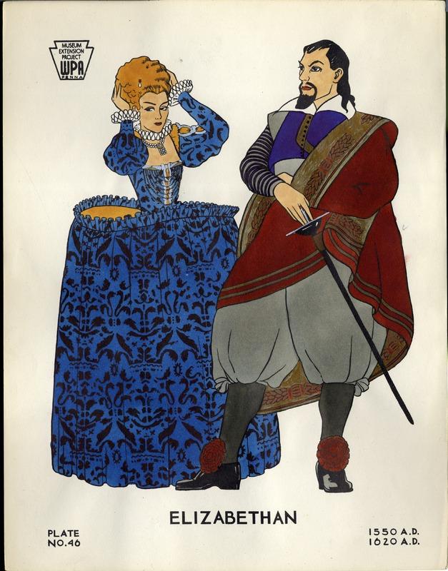 Elizabethan 1550-1620 A.D.<br />