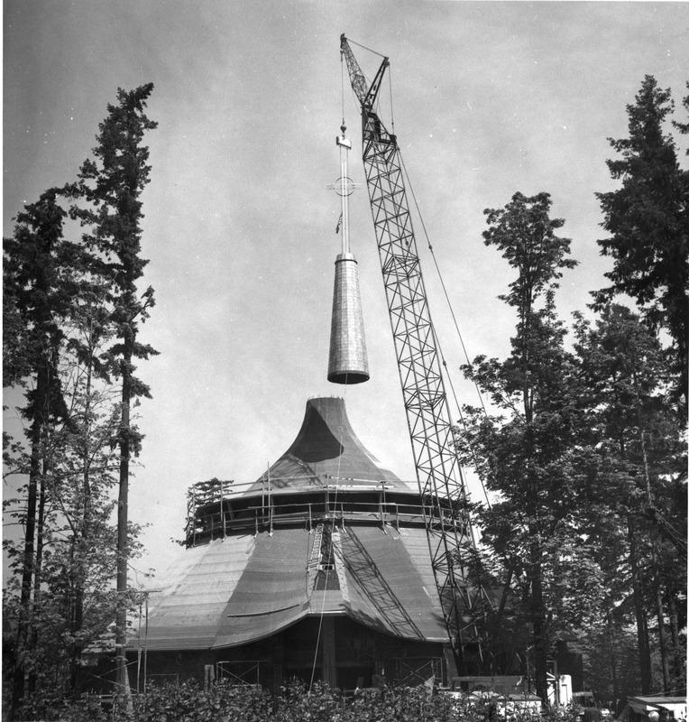 Flanagan Chapel Construction
