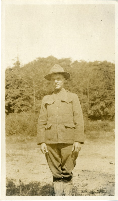 Picture of an unidentified ranger.