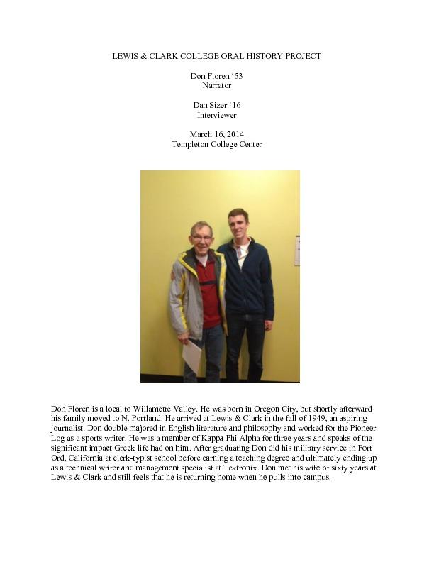 Dan Sizer - Don Floren, 3_16_14.pdf