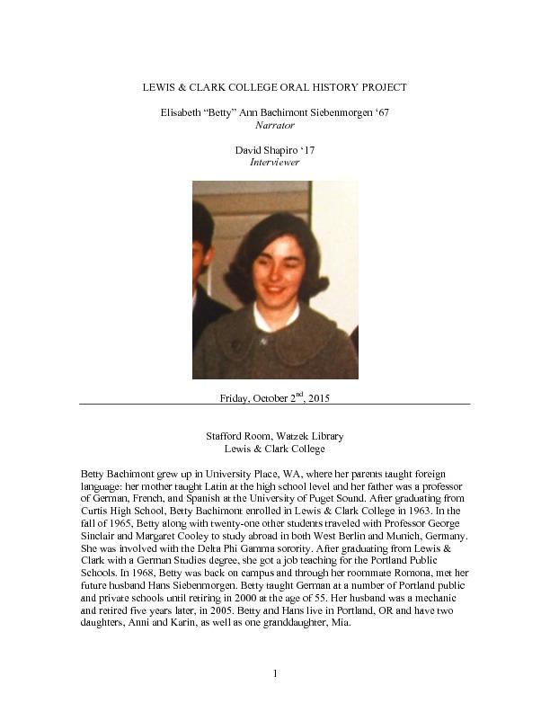 Elisabeth Siebenmorgen -David Shapiro.pdf