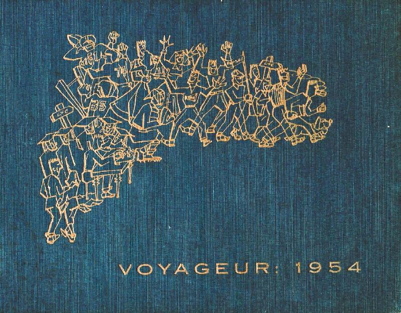 Voyageur 1954