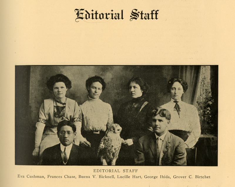 Alabany Editorial Staff 1911.tif