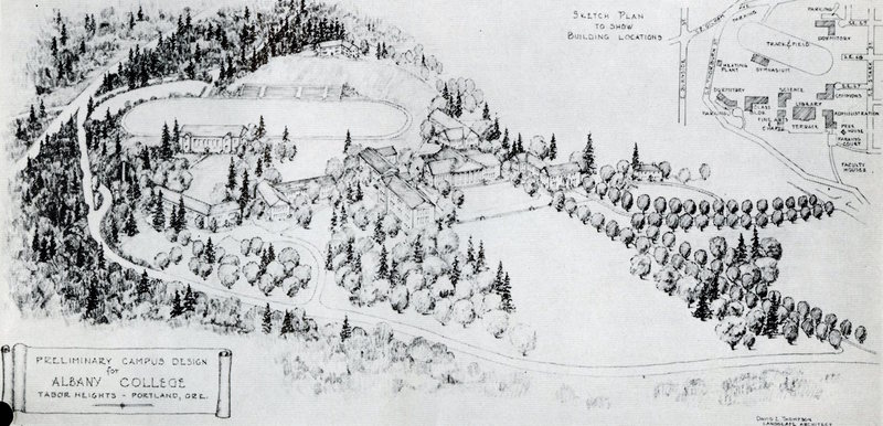 proposed college campus for tabor heights albany college bulletin june 1940.jpg