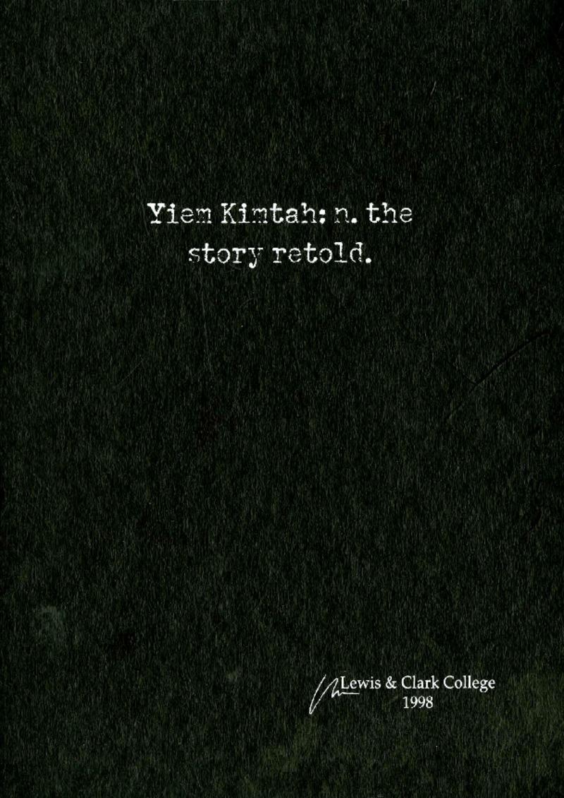 Yiem Kimtah 1998