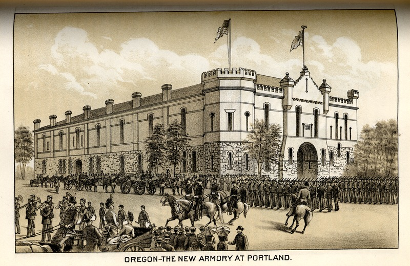 The New Armory at Portland, Oregon