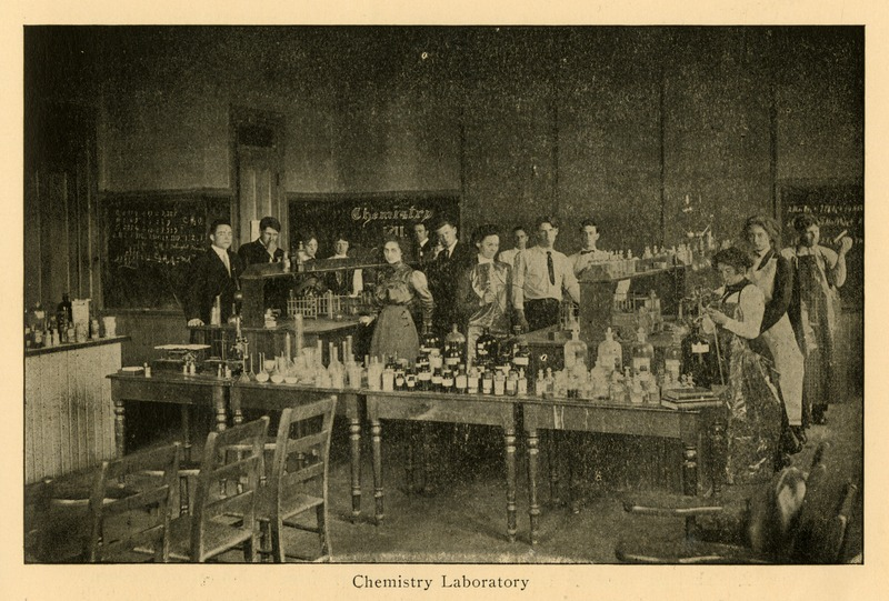 Albany College Chemistry Laboratory