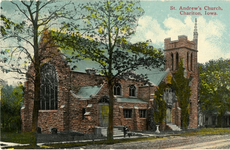 St. Andrew's Church, Chariton, Iowa.